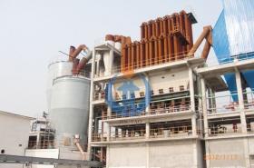 硫酸設備山東煙臺金奧項目