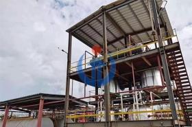 金川國際礦業有限公司 8000噸年液體二氧化硫系統順利完工