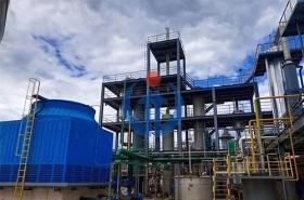 由揚州金桃化工設備有限公司設計、安裝的剛果(金)凱鵬礦業10Kta液體二氧化硫生產裝置項目順利完工