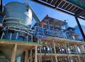 江西省凱鑫化工科技有限公司年產48萬噸硫精礦制酸生產線和余熱發電項目一期工程