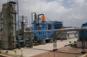 非穩態鉬冶煉硫酸設備項目