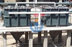 斜管沉降器硫酸設備