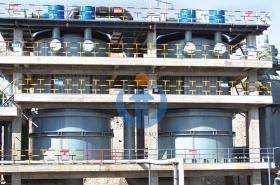 山東環保濕式電除塵器