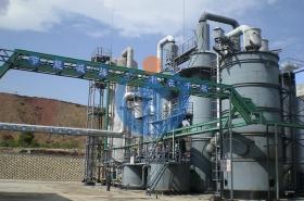 金精礦非穩態全套硫酸設備工程